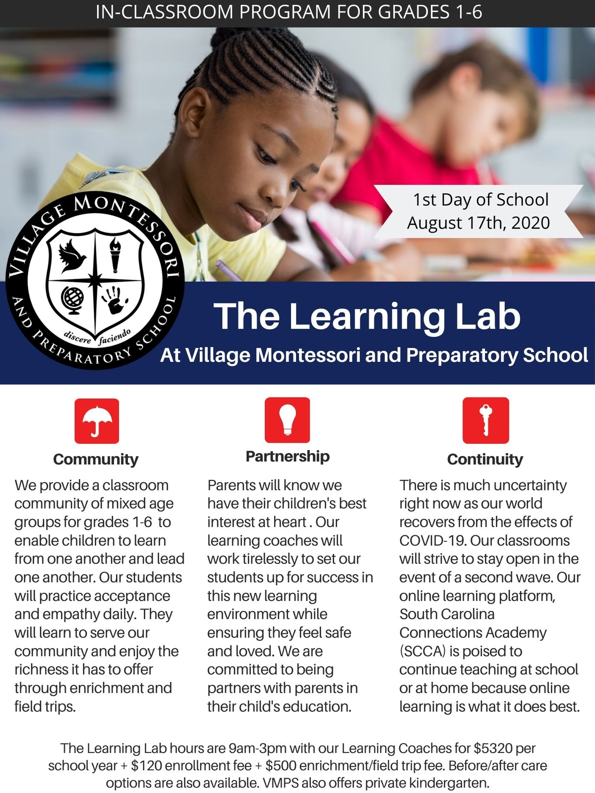 The Learning Lab for SCCA - Student Orientation